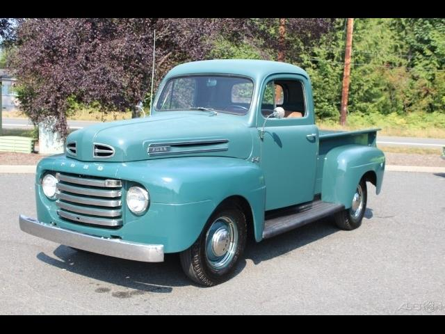 Picture of 1950 Ford F1 - OKMP