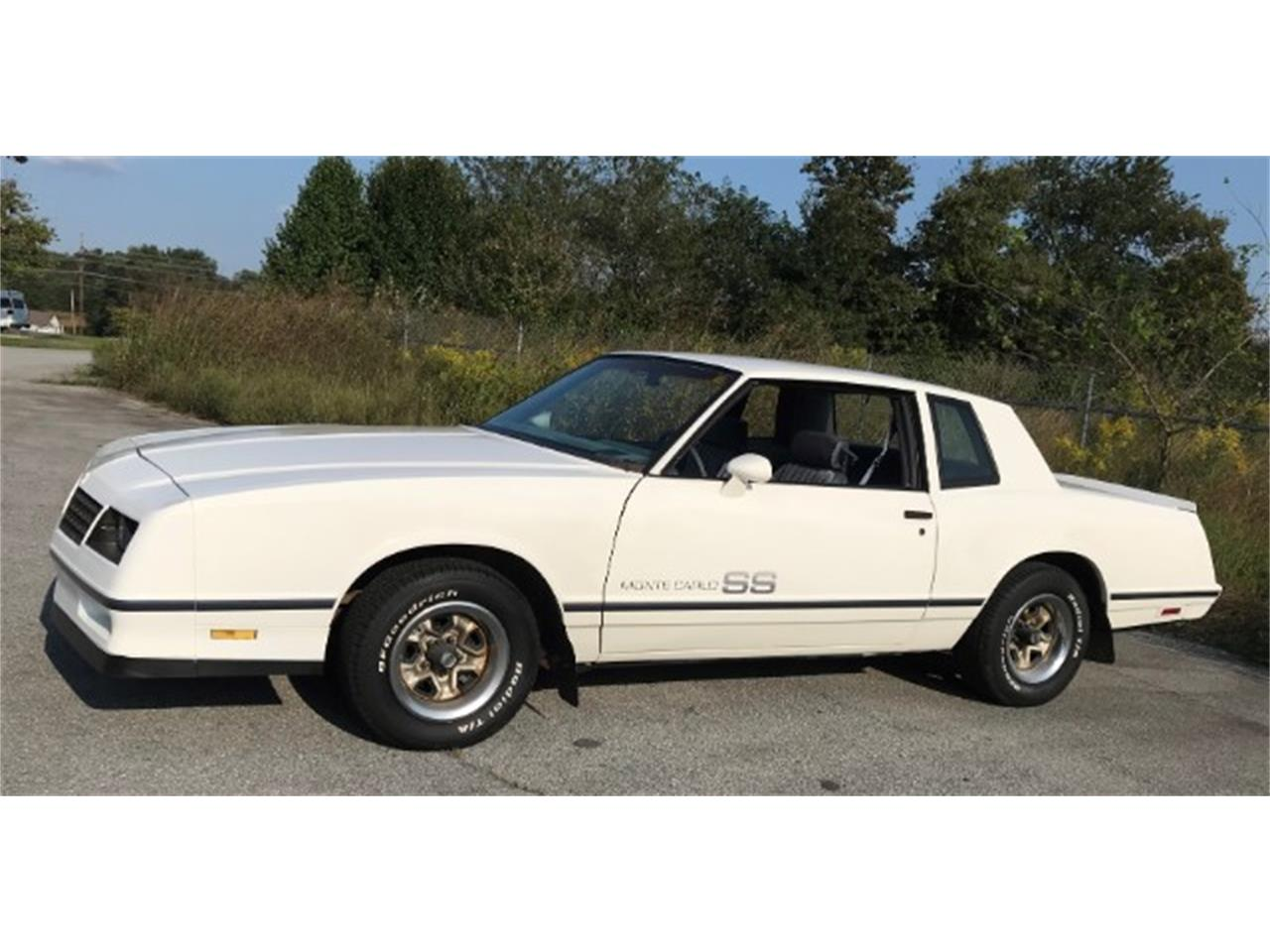 Large Picture of '84 Monte Carlo - OKMR