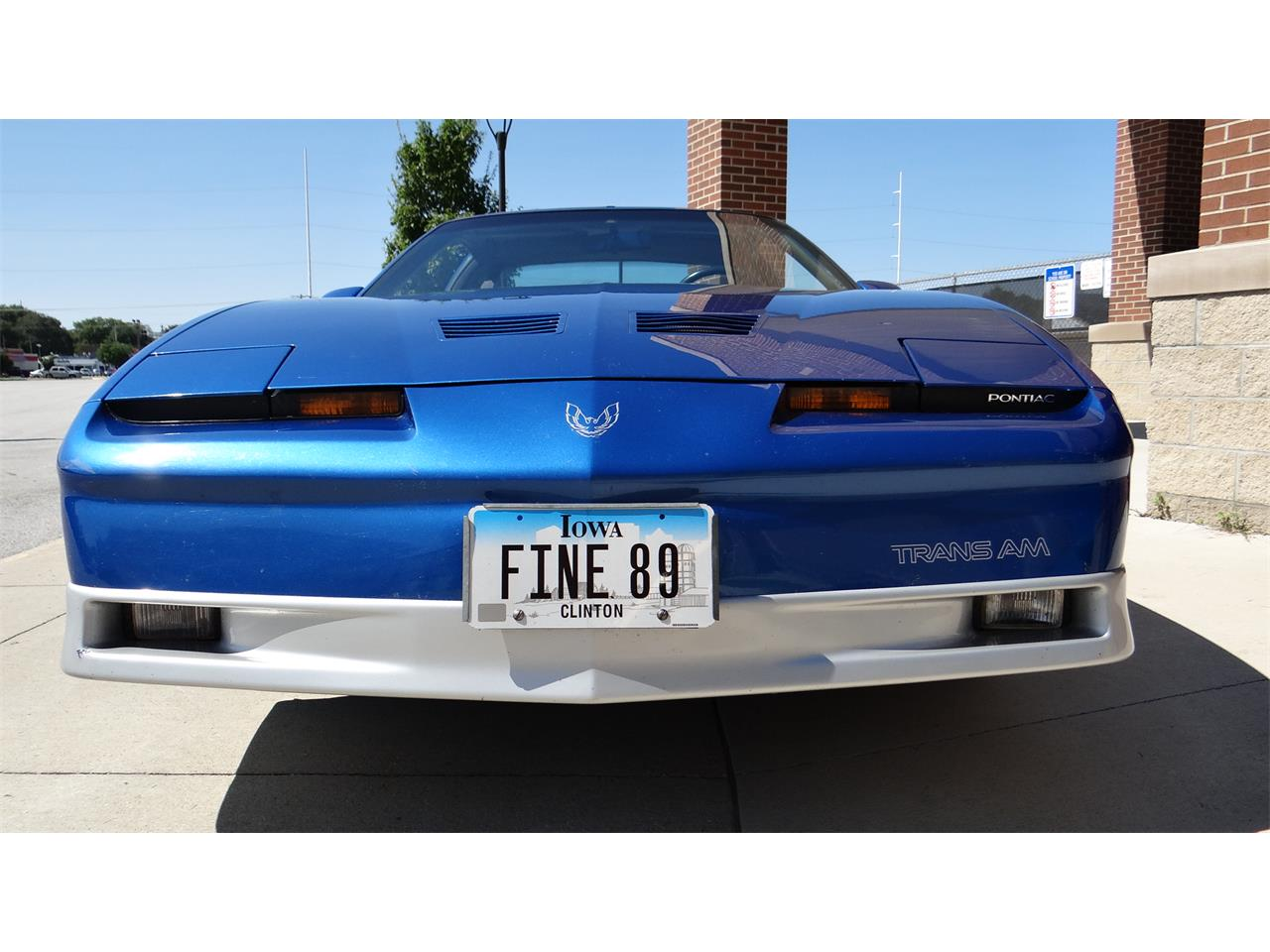 Large Picture of 1989 Pontiac Firebird Formula Trans Am located in Davenport Iowa - $9,900.00 Offered by Klemme Klassic Kars - OKMV