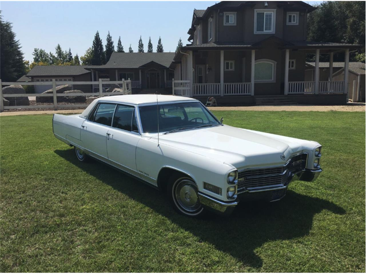 Future Ford Sacramento >> 1966 Cadillac Fleetwood Brougham for Sale | ClassicCars ...