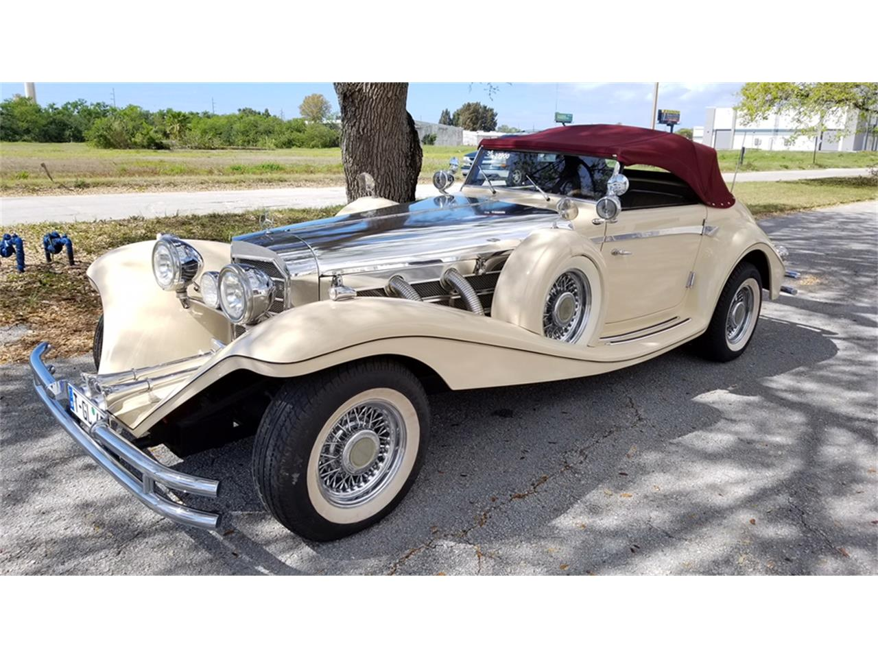1936 Mercedes-Benz 540K for Sale | ClassicCars.com | CC ...