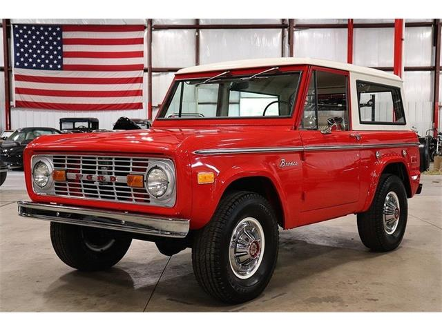 Picture of '72 Ford Bronco - $44,900.00 Offered by  - OKNL