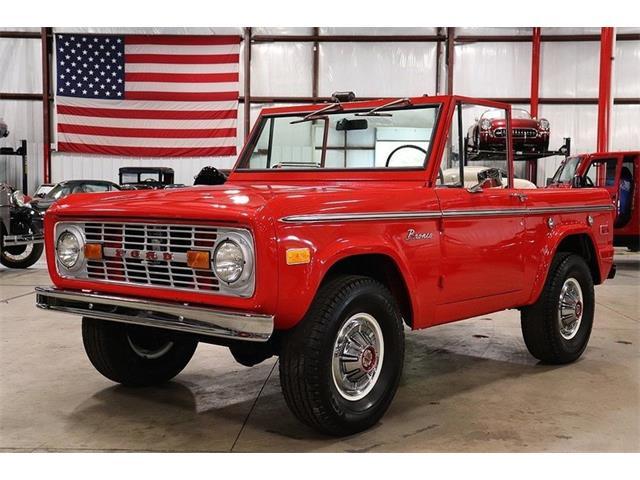 Picture of '72 Bronco - OKNL