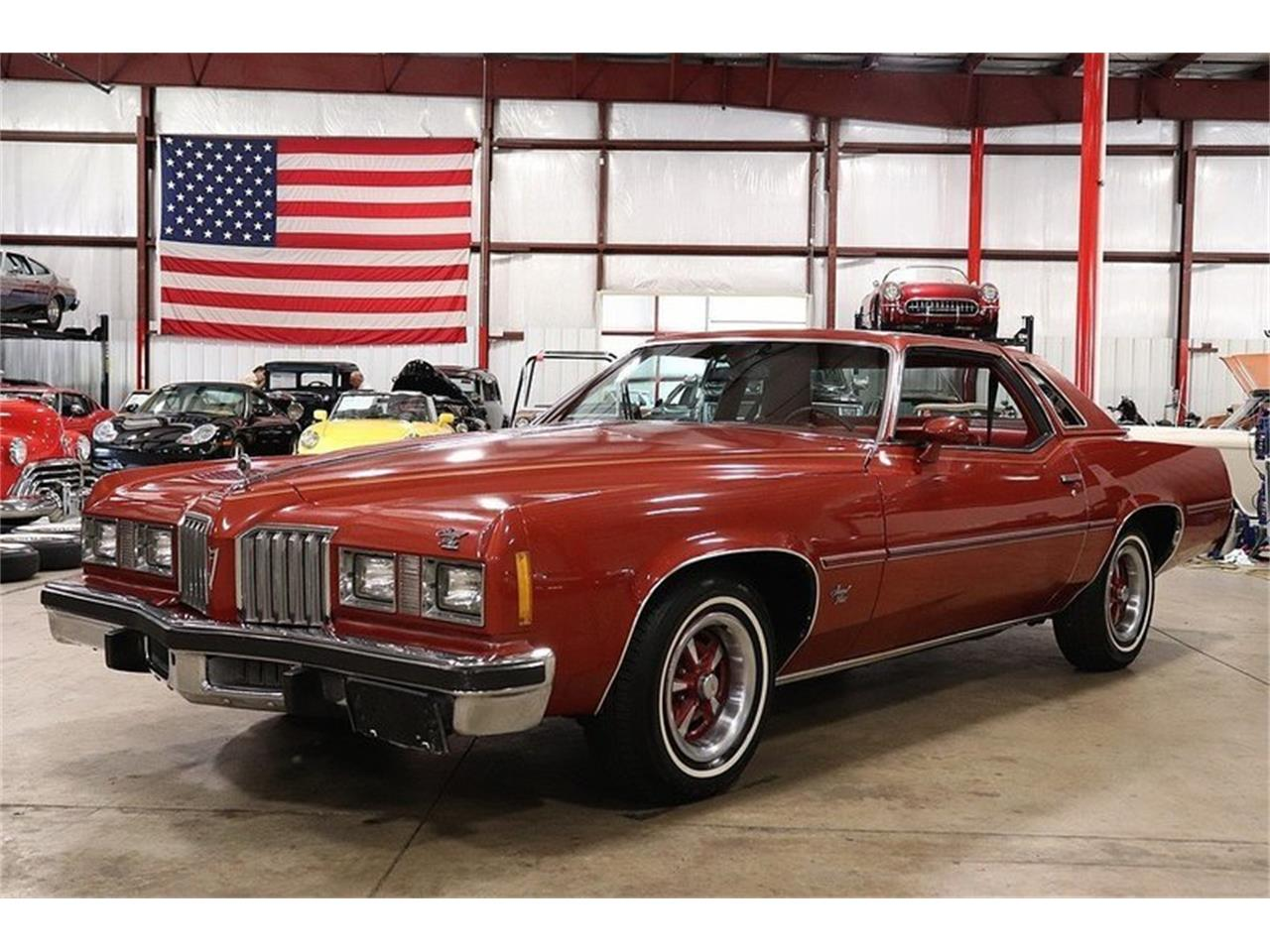 For Sale: 1977 Pontiac Grand Prix in Kentwood, Michigan