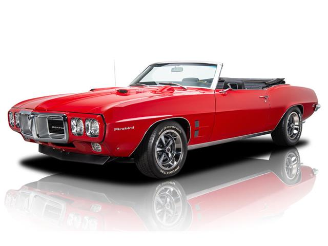 Picture of '69 Firebird - OKO4