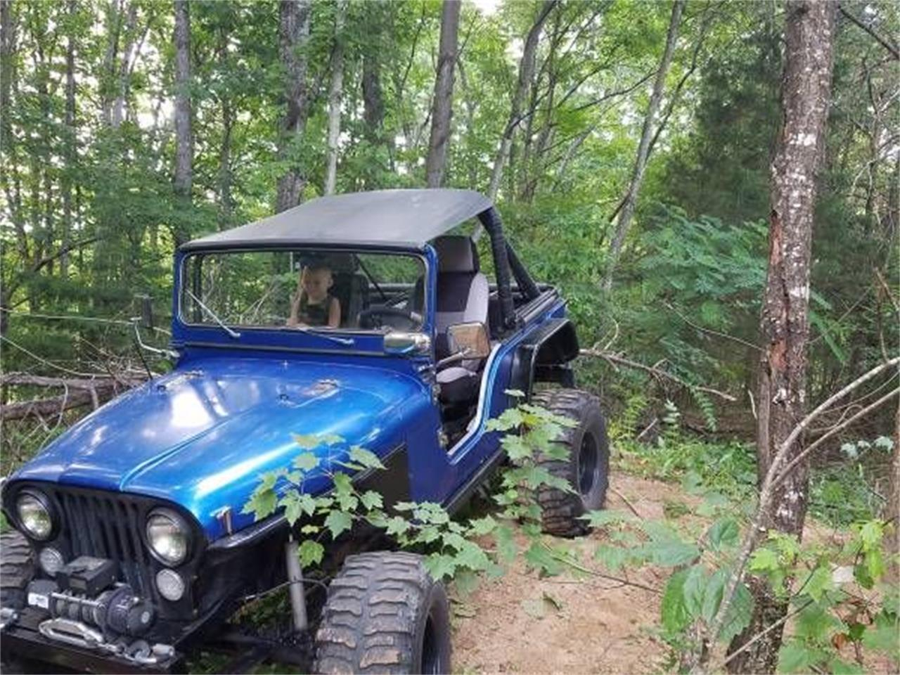 Large Picture of '73 CJ5 - OKP0
