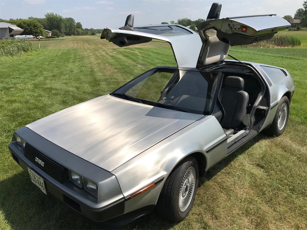Large Picture of 1981 DeLorean DMC-12 located in Lino Lakes Minnesota Offered by a Private Seller - OG4Z