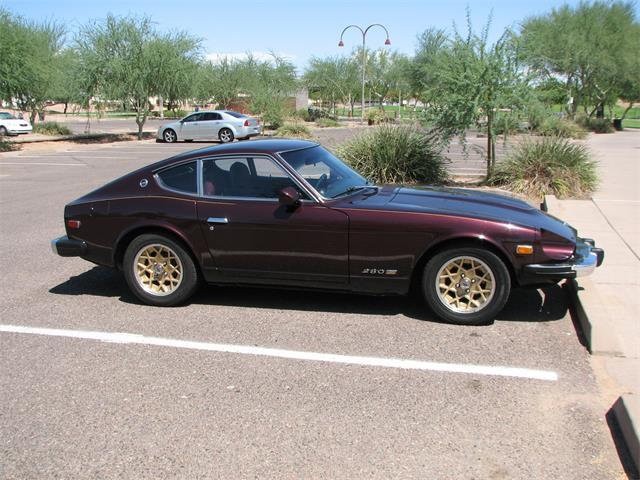 Picture of 1976 280Z located in Phoenix Arizona - OG51