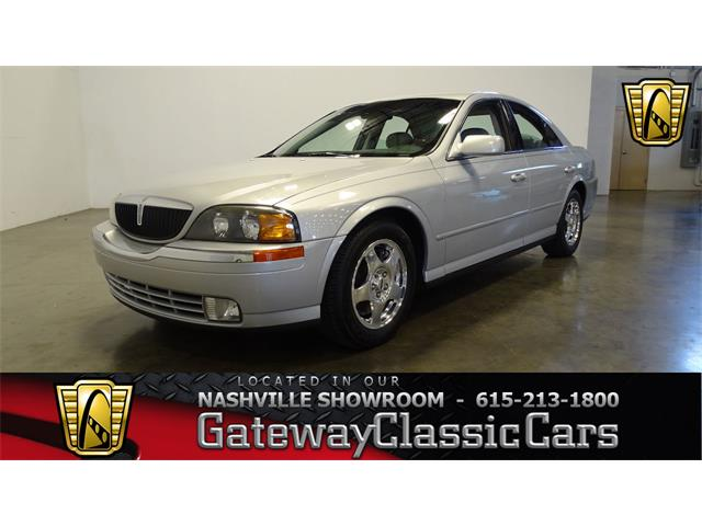 Picture of 2001 Lincoln LS - $14,995.00 Offered by  - OKQI