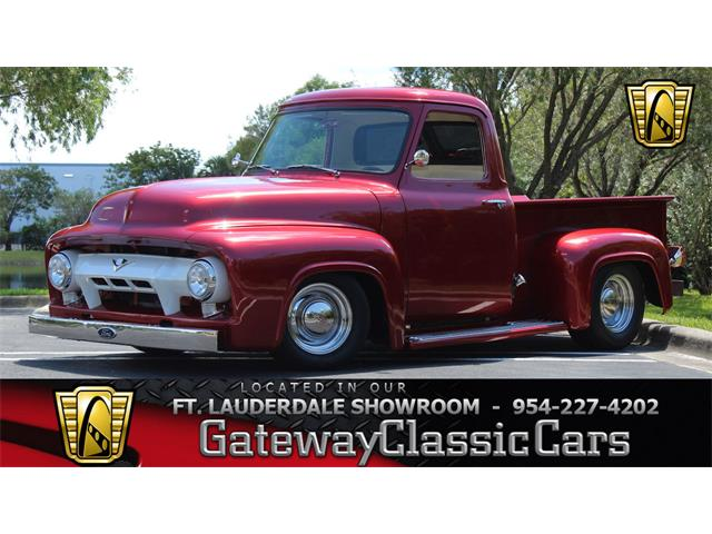 Picture of '54 F100 - OKQM