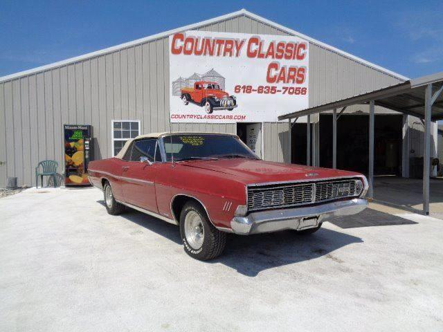 Picture of '68 Galaxie 500 - OKQO