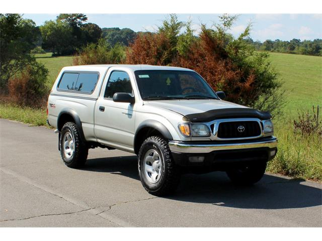 Picture of 2003 Toyota Tacoma located in Lenoir City Tennessee - OKQW