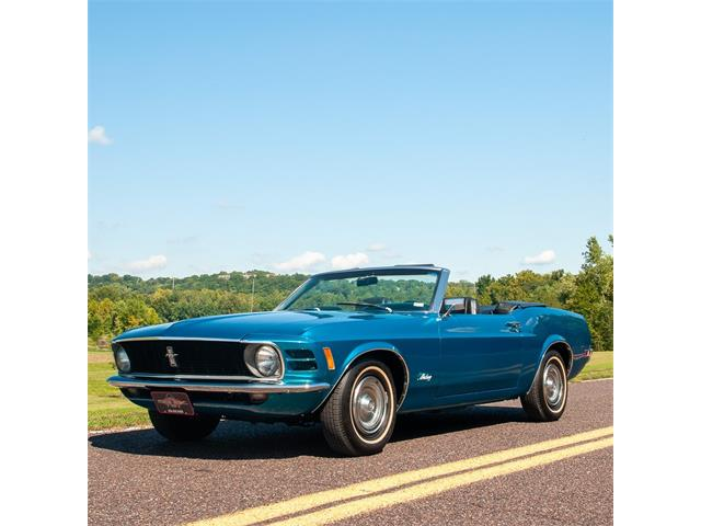 Picture of Classic 1970 Ford Mustang - OKR3