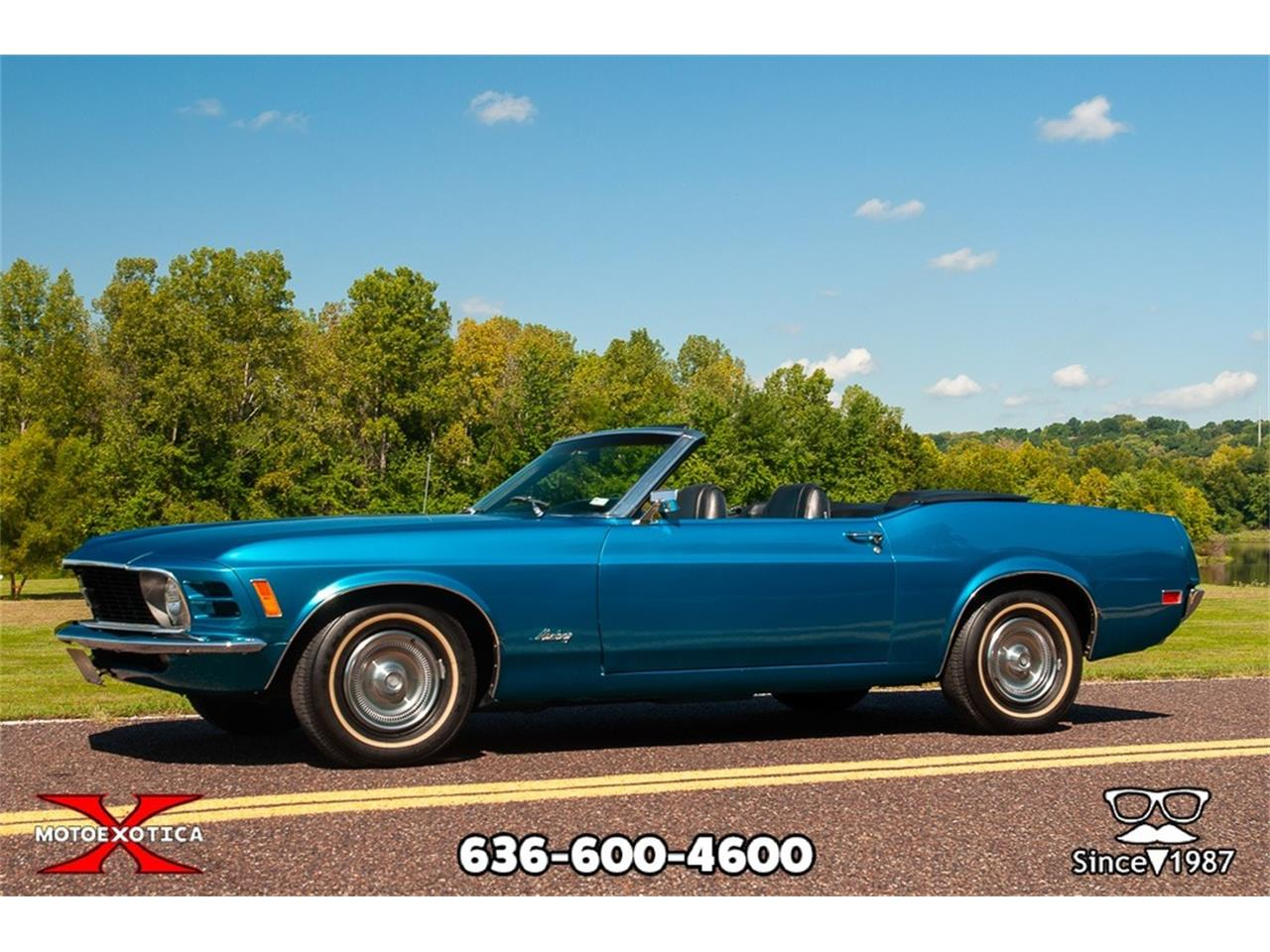 Large Picture of '70 Mustang - OKR3