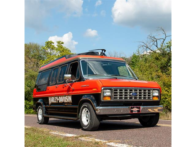 Picture of 1988 Econoline Harley-Davidson Edition located in St. Louis Missouri Offered by  - OKR5