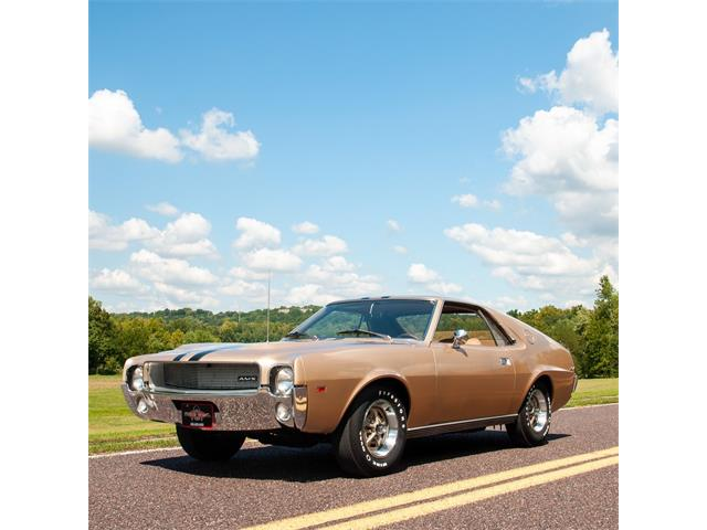 Picture of Classic '68 AMX located in Missouri Offered by  - OKR6