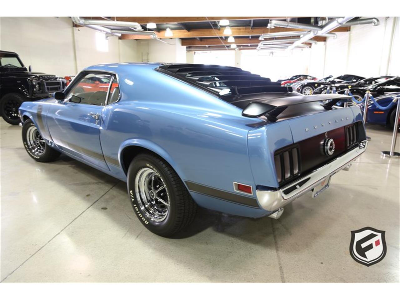 Large Picture of '70 Mustang - OKRG
