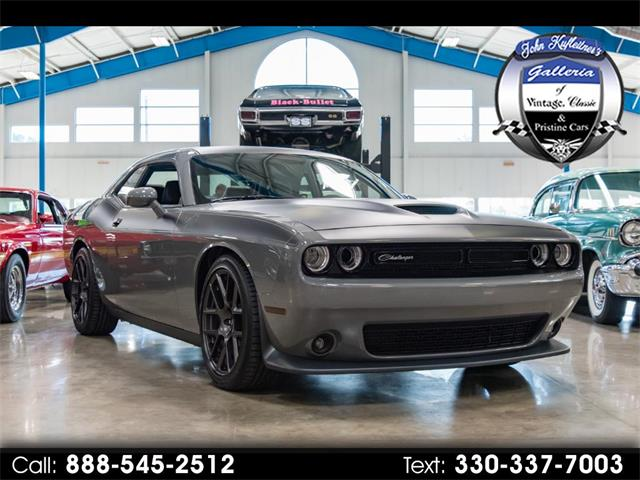 Picture of 2017 Dodge Challenger located in Salem Ohio Offered by  - OKRH