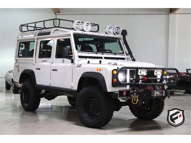 Picture of '93 Land Rover Defender located in California - $109,950.00 Offered by  - OKRL