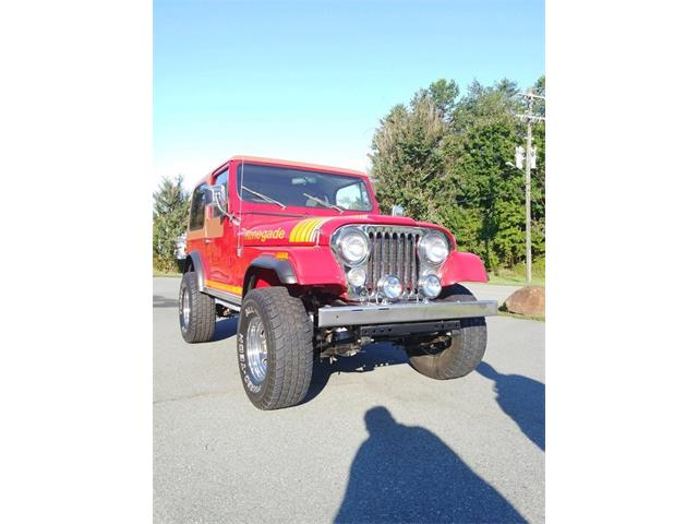 1980 Jeep CJ