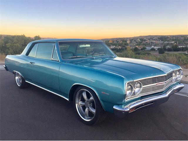 Picture of 1965 Chevelle Malibu SS - $39,999.00 - OG58