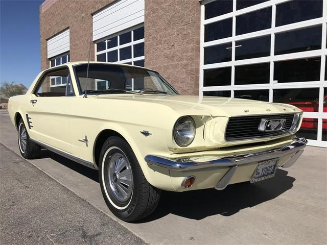 Picture of Classic 1966 Mustang located in Henderson Nevada - $24,900.00 Offered by  - OKSP