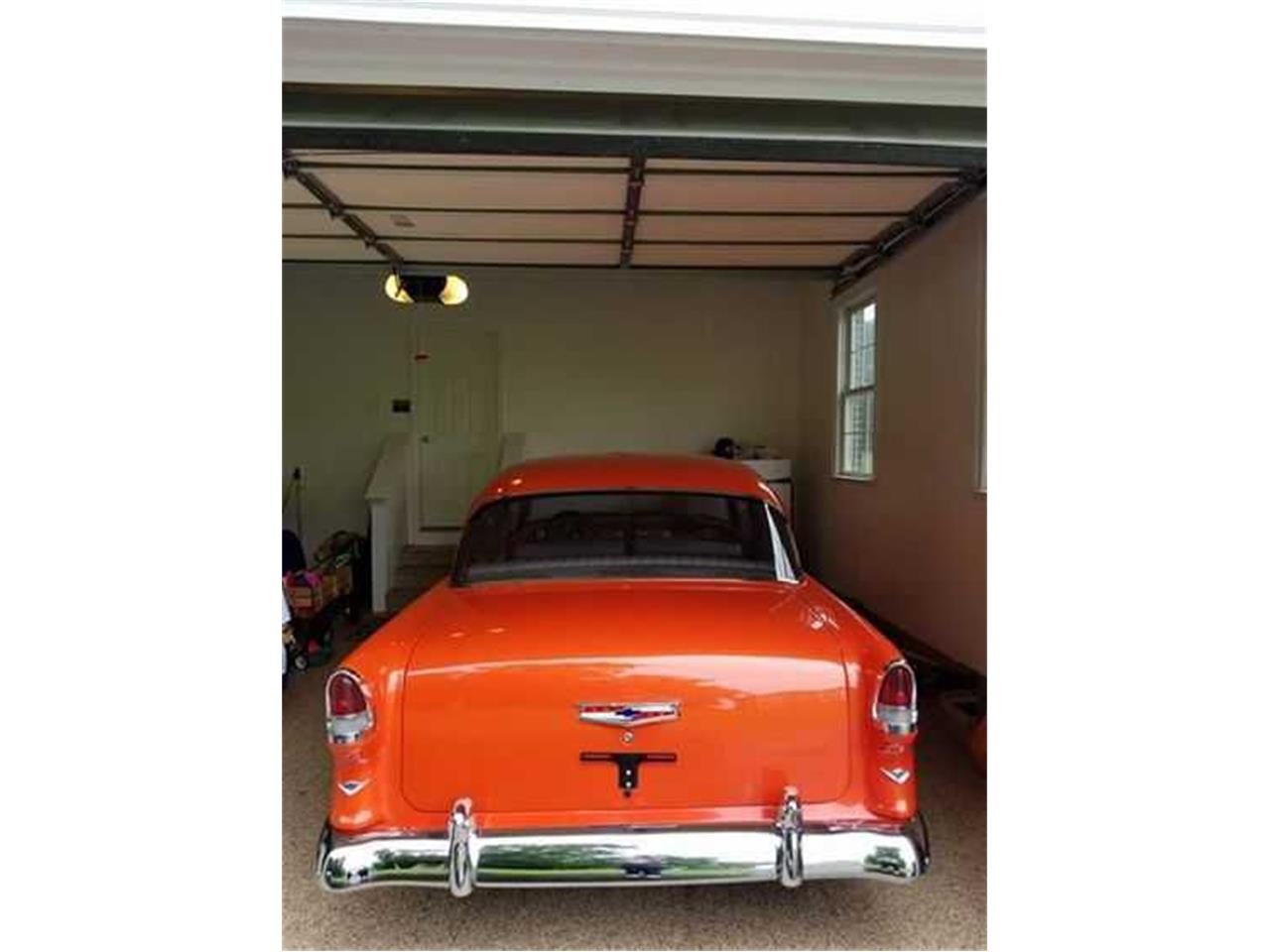 Large Picture of Classic 1955 Chevrolet Bel Air - OKT2
