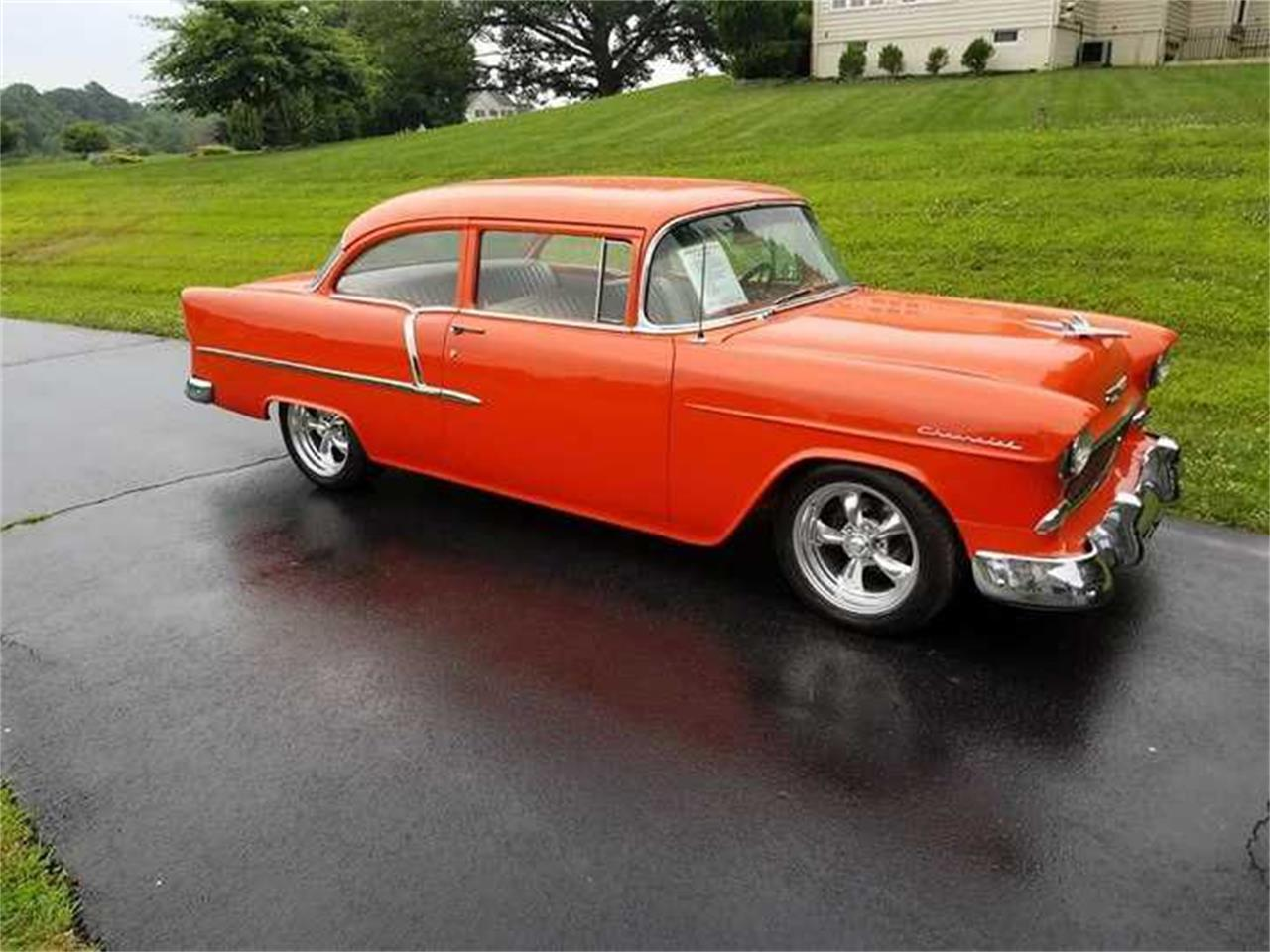 Large Picture of Classic '55 Bel Air - OKT2