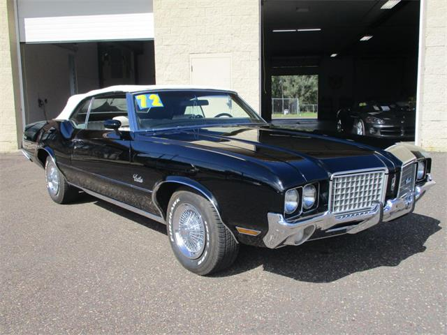 Picture of '72 Cutlass Supreme - OKTJ