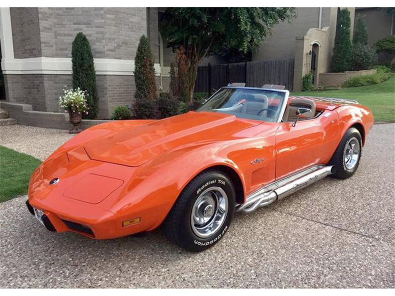 Large Picture of '75 Corvette - OKU1