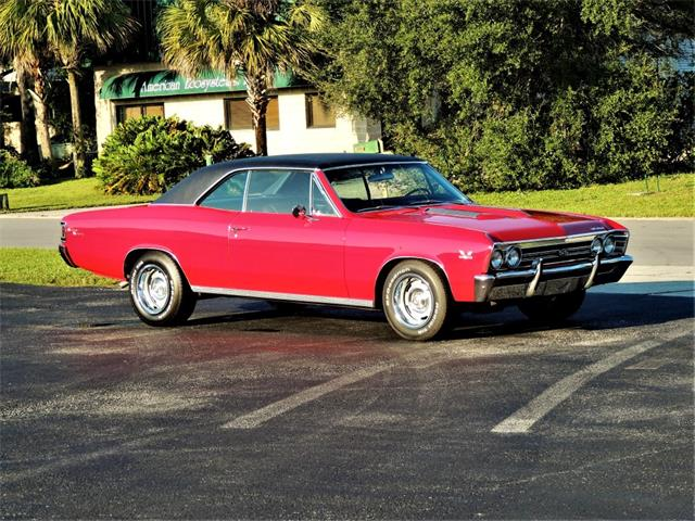 Picture of '67 Chevelle SS - OKUI