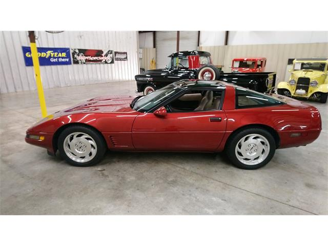 Picture of 1995 Corvette located in Georgia - $18,500.00 Offered by  - OKUQ