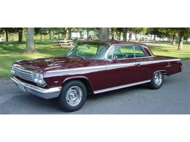 Picture of '62 Impala - OKUS