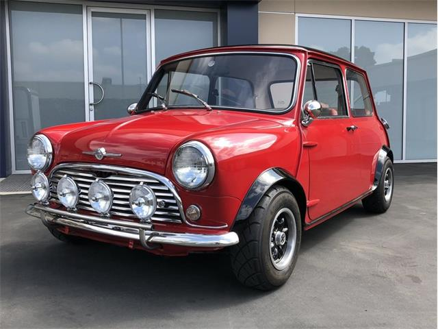 Picture of 1967 Morris Minor Offered by  - OKUT