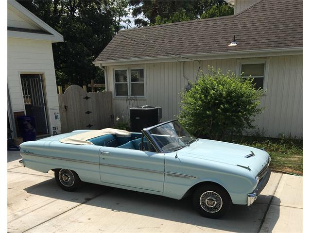 Picture of '63 Falcon Futura - OKV5