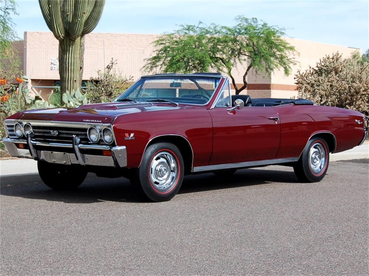 Large Picture of '67 Chevelle SS - OKV6