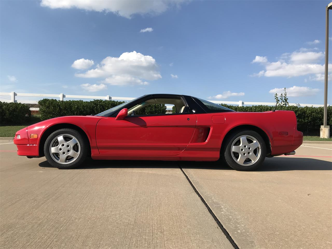 Large Picture of '91 NSX - OKVC