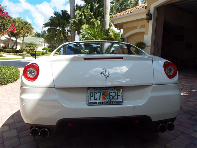Picture of '10 599 GTB located in PALM BEACH GARDENS Florida Offered by  - OKVG