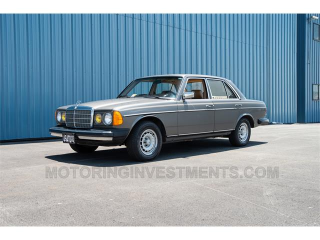 Picture of 1985 Mercedes-Benz 300D - $16,500.00 - OKW4
