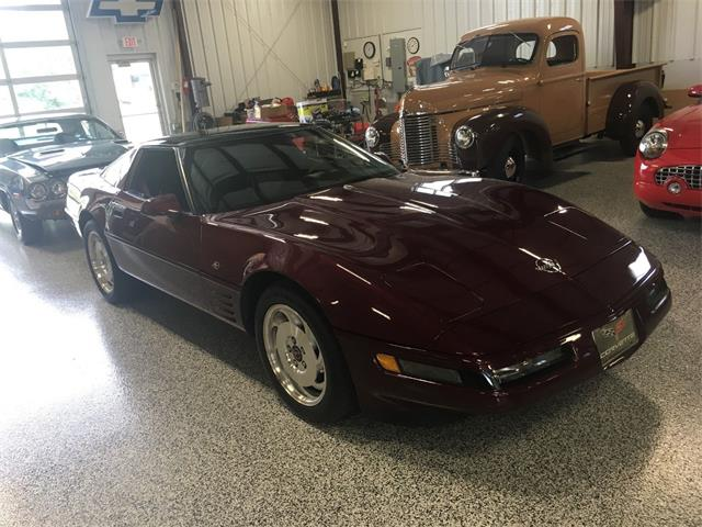 Picture of '93 Corvette - OKW5