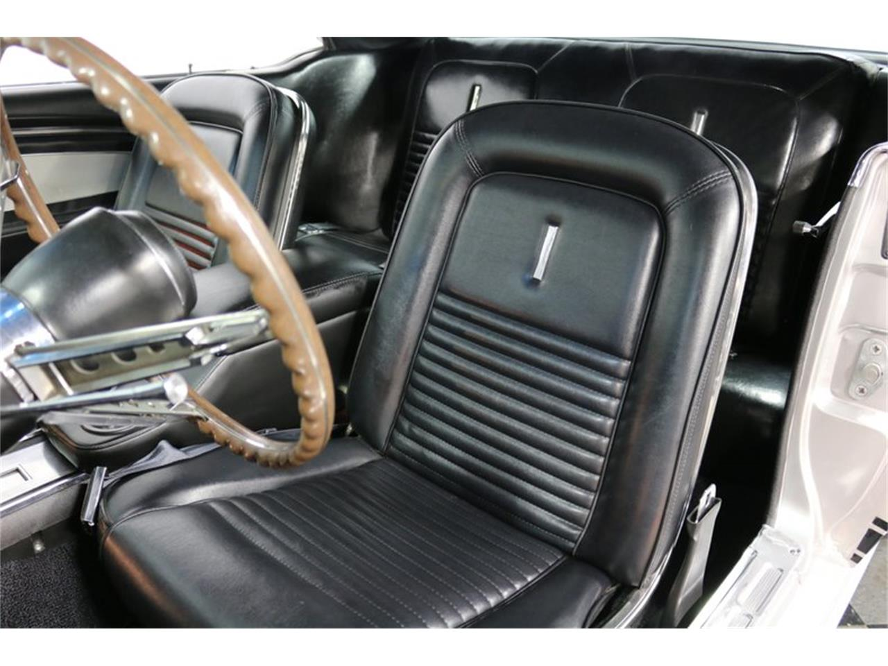 Large Picture of '67 Mustang - OKWI