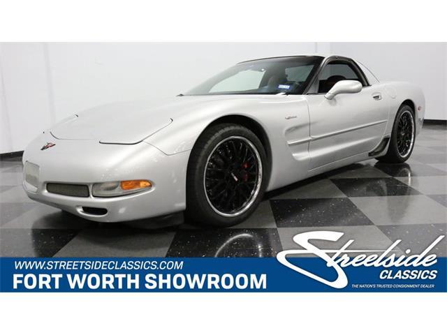 2001 Chevrolet Corvette