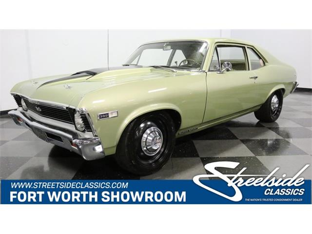 Picture of Classic '68 Chevrolet Chevy II located in Texas - $39,995.00 - OKWO