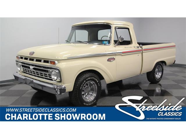 Picture of '66 F100 - OKWQ