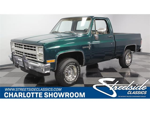 Picture of 1984 K-10 - $19,995.00 Offered by  - OKWU