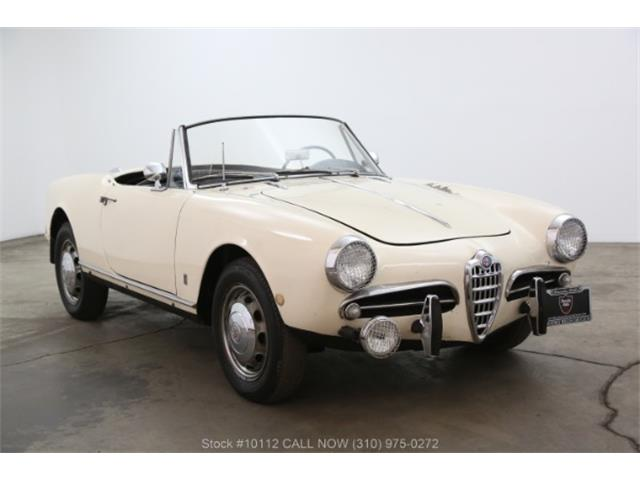 To Alfa Romeo Giulietta Spider For Sale - Alfa romeo giulietta 1960 for sale