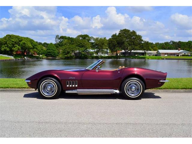 1969 Chevrolet Corvette For Sale Classiccars Cc 1146888