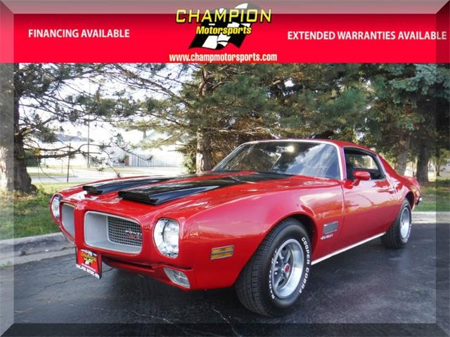 Picture of '71 Firebird - OKY9
