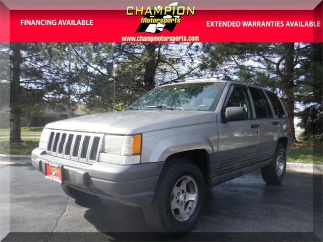 Picture of 1998 Jeep Grand Cherokee located in Crestwood Illinois - OKYC