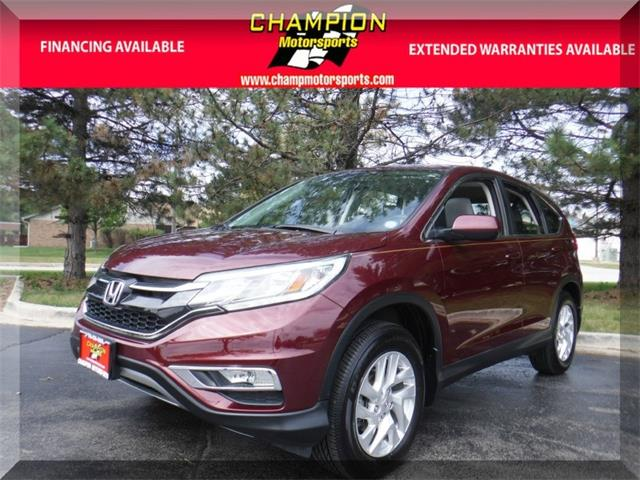 Picture of '15 CRV - OKYH